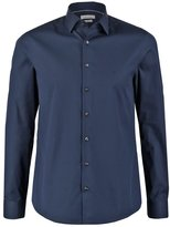 Ck Calvin Klein Cannes Fitted Formal Shirt Ink Blue