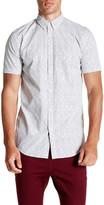 Zanerobe TX Short Sleeve Trim Fit Shirt