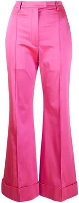 House of Holland flared leg trousers
