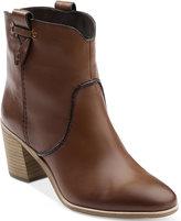G.H. Bass & Co. Women's Sophia Block-Heel Booties