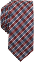 Original Penguin Men's Vickers Plaid Slim Tie