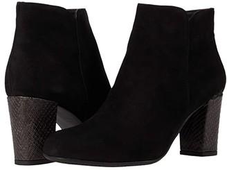 Eric Michael Salma (Black) Women's Boots
