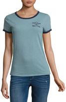 Arizona Mixed Feelings Graphic T-Shirt- Juniors