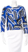 Diane von Furstenberg Lightweight Printed Jacket