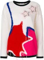 Iceberg embroidered sweater