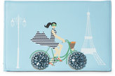 La Regale Jeweled Bicycle Clutch