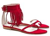 Flecos Fringe Sandals