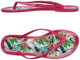 MC2 Saint Barth Toe strap sandals