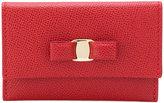 Salvatore Ferragamo Vara wallet - women - Calf Leather - One Size
