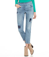 Westbound the PARK AVE fit Boyfriend Pull-On Jeans