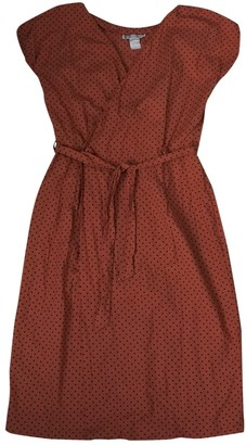 Emmanuelle Khanh Cotton Dress for Women Vintage
