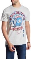 Von Dutch American Craftsmanship Logo Print T-Shirt
