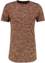 Jack & Jones Jjornew Slim Fit Print Tshirt Cloud Dancer
