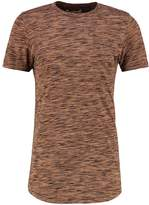 Jack & Jones Jjornew Slim Fit Print Tshirt Forest Night