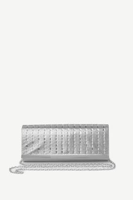 Ardene Studded Evening Clutch Bag