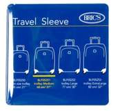 """Bric's Transparent 26"""" Spinner Cover"""