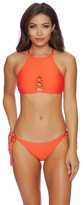 Splendid Sun-sational Solids High Neck Bikini Top