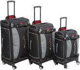 "Athalon 3-Piece Luggage Set - 21"", 25"", 29"""