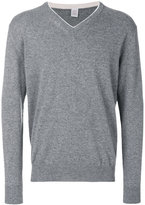 Eleventy V-neck jumper - men - Cashmere - L
