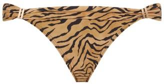 Vix Bia Tiger Print Bikini Bottoms