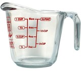 Anchor Hocking Anchor 8 Ounce Measuring Cup