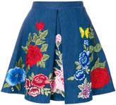 Philipp Plein Calista Berley skirt