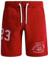 Superdry Tracksuit Bottoms Red Hook Grit