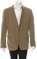 Jil Sander Corduroy Two-Button Blazer