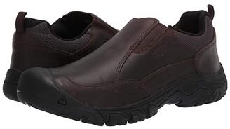 Keen Targhee III Slip-On (Black/Magnet) Men's Shoes