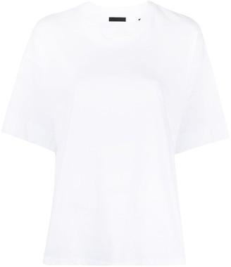 ATM Anthony Thomas Melillo Drop-Shoulder Cotton T-Shirt
