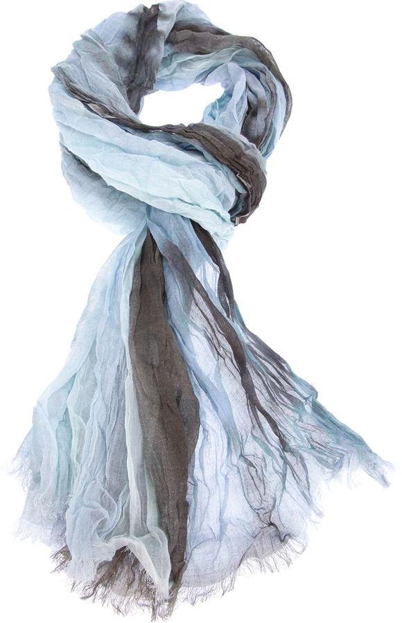 Paolo Pecora silk scarf