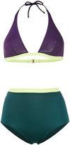 Laura Urbinati high waist bikini - women - Polyamide/Spandex/Elastane - 46