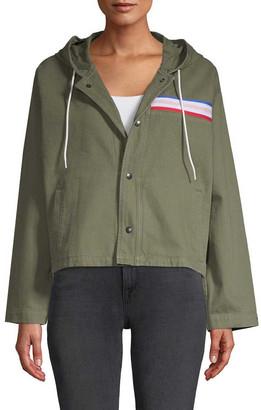 Être Cécile Cropped Oversized Jacket