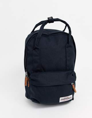 Eastpak Padded Shop'R backpack in black 15l