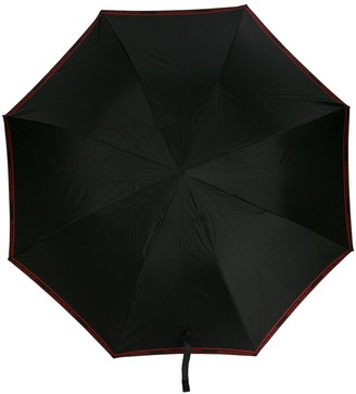 Alexander McQueen Skull Motif Handle Umbrella