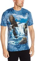 The Mountain Men's Majestic Flight Short Sleeve T-Shirt