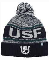 Top of the World University of San Francisco Dons Acid Rain Pom Knit Hat