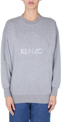 Kenzo Tiger Loose Fit Sweatshirt