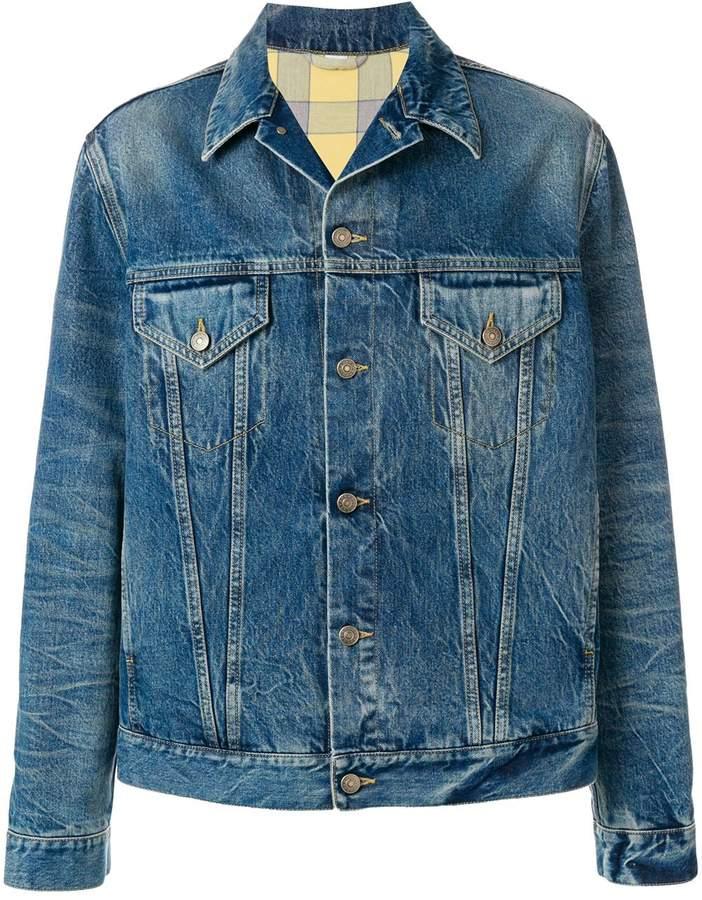 fd6b82c3d Gucci Men's Denim Jackets - ShopStyle