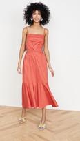 Johanna Ortiz Summer Luck Midi Dress