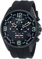 Torgoen Swiss Men's T18302 T18 Series Classic Black Aviation Watch