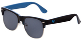 Bioworld Black & Blue Superman Sunglasses