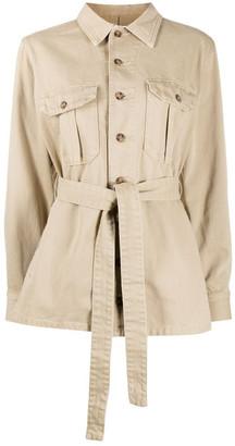 Boyish Jeffery Cotton Safari Jacket