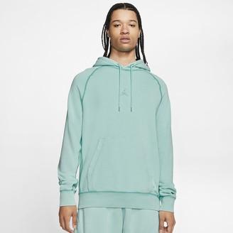 Nike Mens Washed Fleece Pullover Jordan Wings