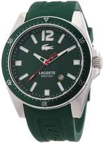 Lacoste Men's Seattle 2010663 Polyurethane Analog Quartz Watch with Dial