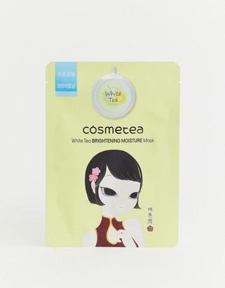 Cosmetea white tea brightening moisture sheet mask
