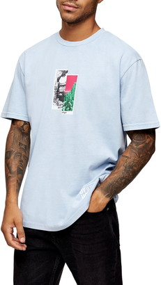 Topman Unknown Graphic Tee