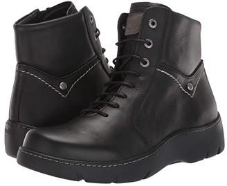 Wolky Daydream (Black Vegi Leather) Women's Boots