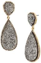 BaubleBar Moonlight Druzy Earrings