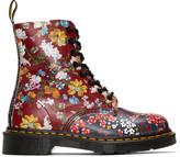 Dr. Martens Multicolor Floral Mix Pascal PC Boots